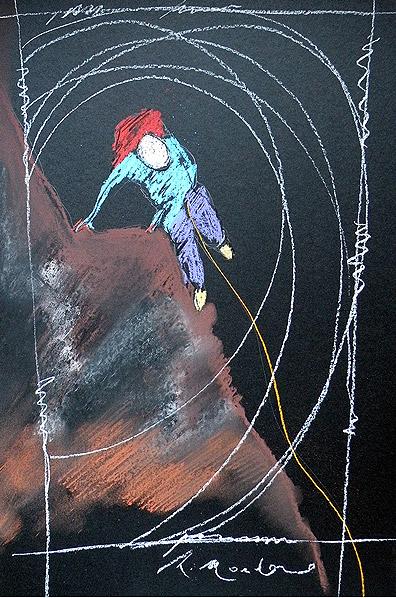 Pastel 2 – La Arista