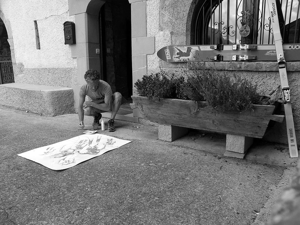 Ricardo montoro pintor