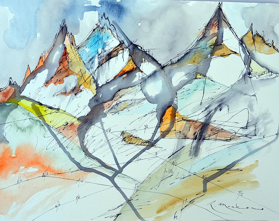 serie montañas III