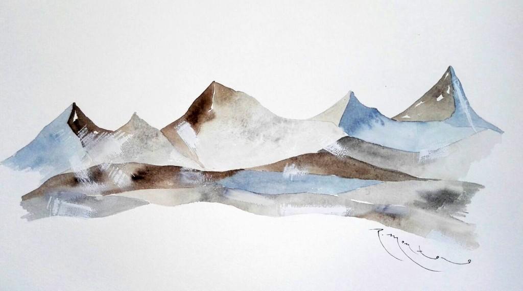 mountains series 1