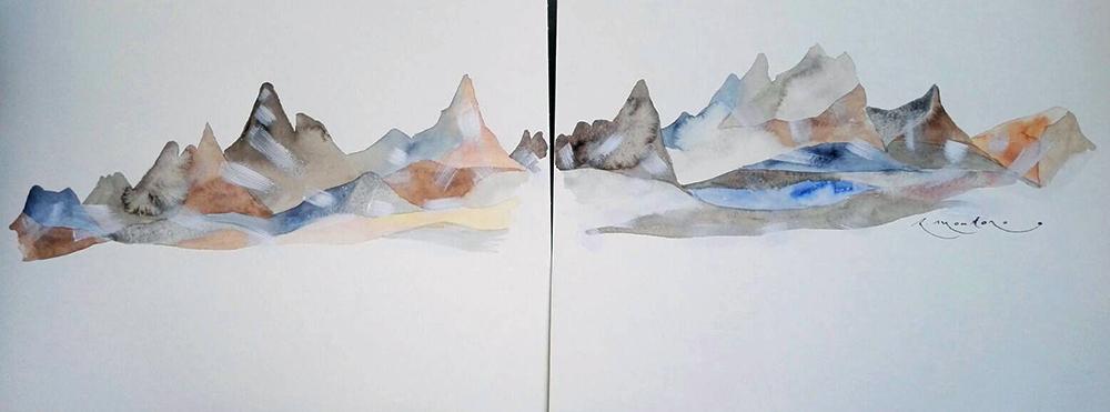 mountains series 3