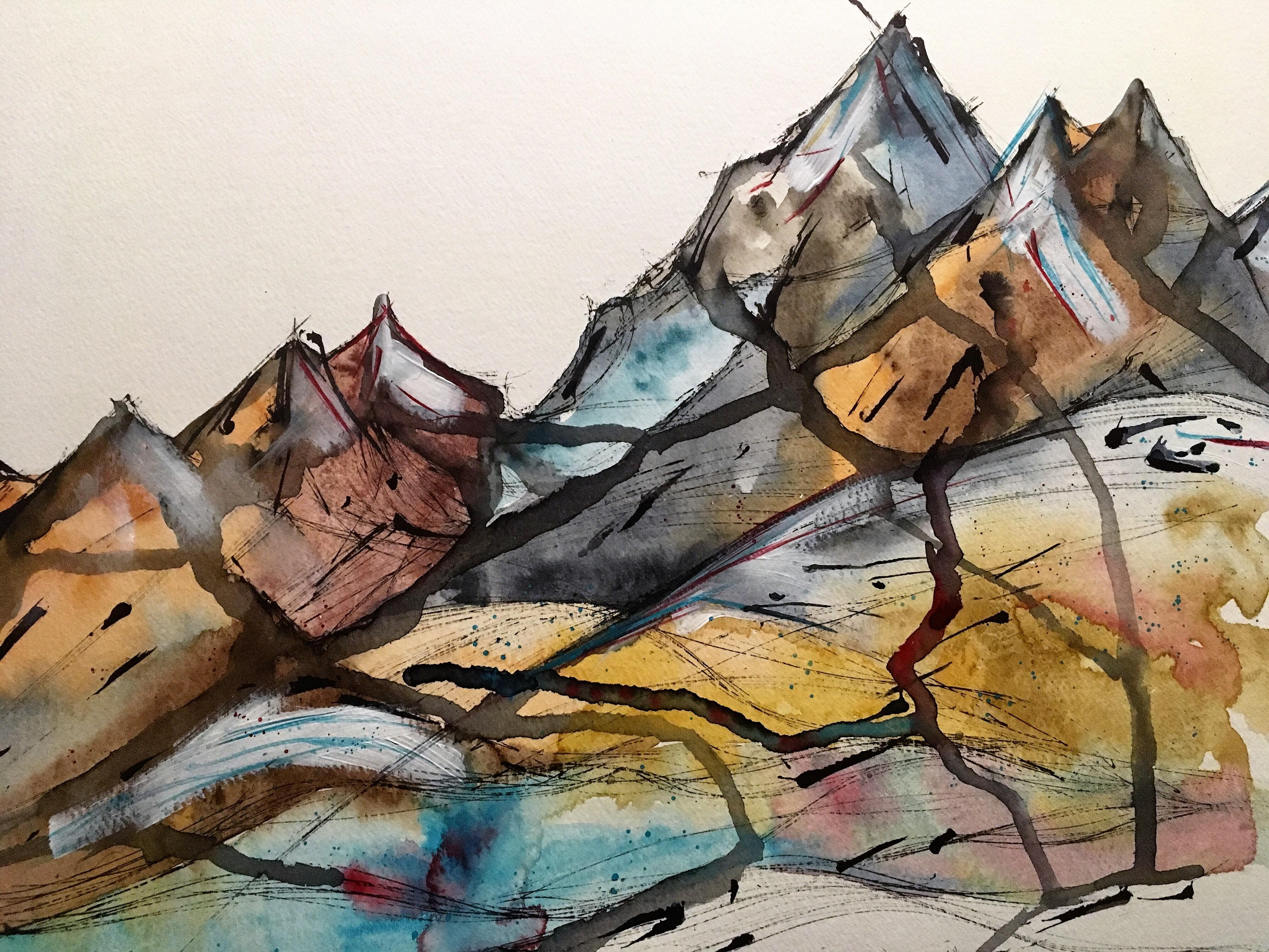 montañas de colores 3