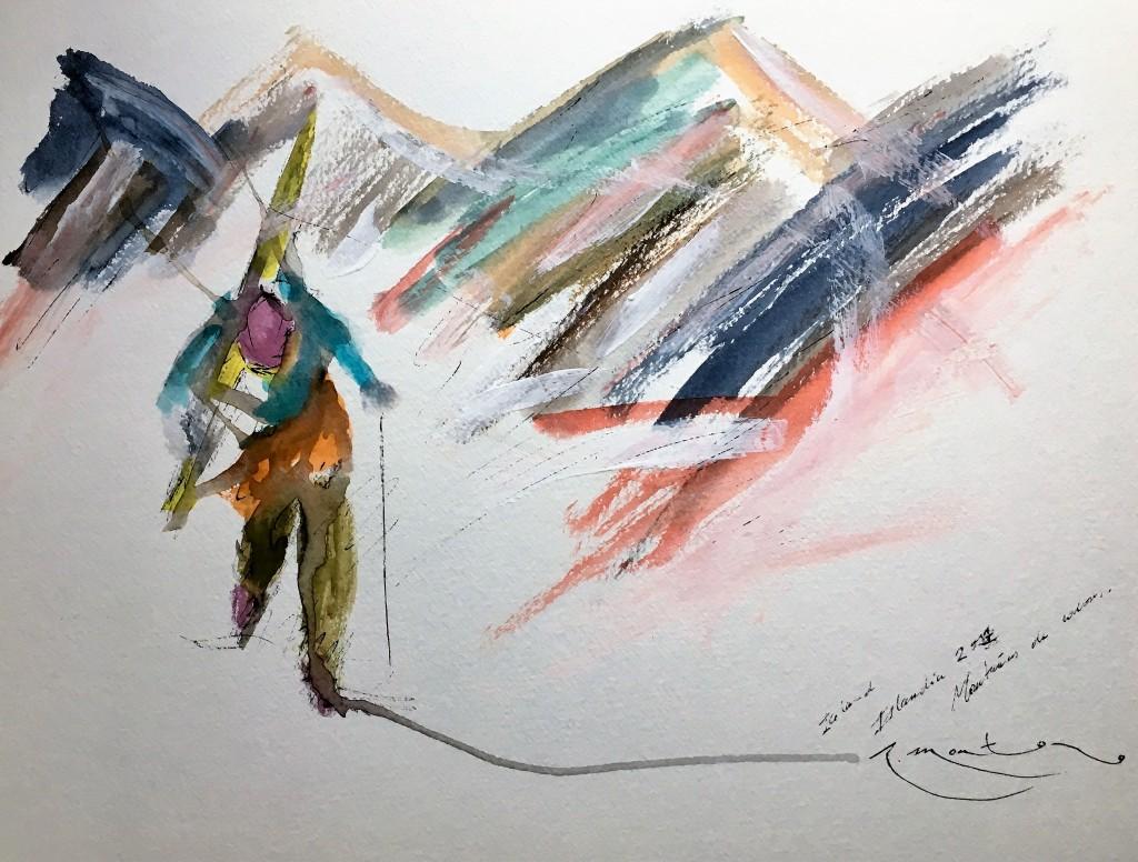 islandia montañas de colores